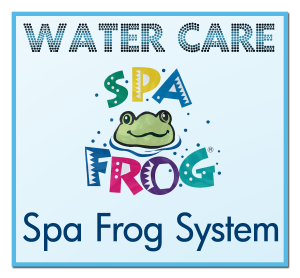 FROG SYSTEM HOT TUB INSTRUCTIONS