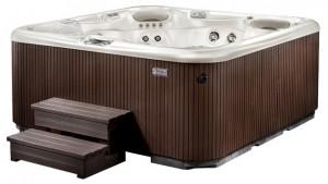 hot tub colors
